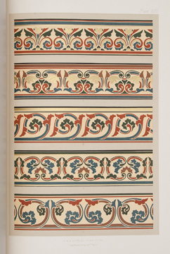 Polychromatic Decoration. As Applied to Buildings in the Mediaeval Sty