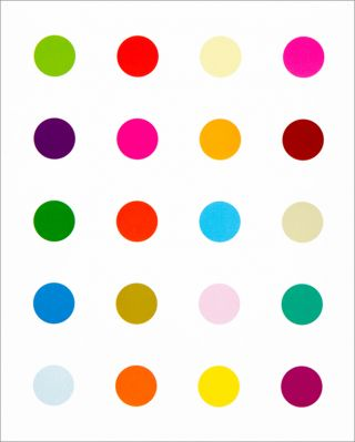 DAMIEN HIRST: The Complete Spot Paintings 1986-2011. Michael Bracewell