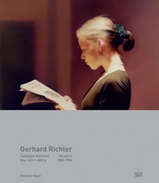GERHARD RICHTER: Catalogue Raisonné, Volume 4. Dietmar Elger.