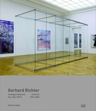 GERHARD RICHTER: Catalogue Raisonné, Volume 5. Dietmar Elger