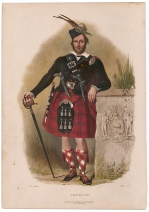 Chisholm. The Clans of the Scottish Highlands. R. R. McIan