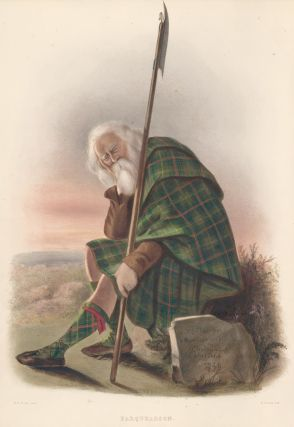 Farquharson. The Clans of the Scottish Highlands. R. R. McIan.