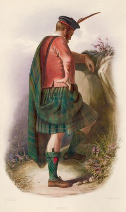 Gunn. The Clans of the Scottish Highlands. R. R. McIan