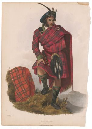 Drummond. The Clans of the Scottish Highlands. R. R. McIan