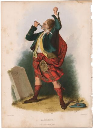 MacGregor. The Clans of the Scottish Highlands. R. R. McIan