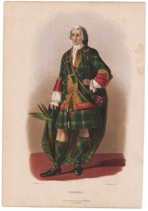 Forbes. The Clans of the Scottish Highlands. R. R. McIan