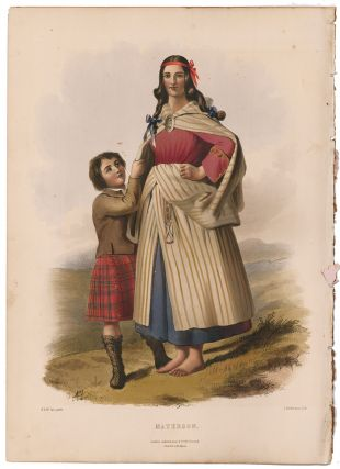 Matheson. The Clans of the Scottish Highlands. R. R. McIan