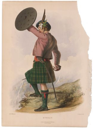 Murray. The Clans of the Scottish Highlands. R. R. McIan