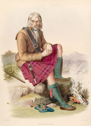 MacFarlan. The Clans of the Scottish Highlands.
