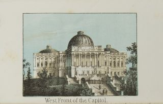 Bohn's Hand-Book of Washington. With an Appendix. Illustrated with twenty engravings of public buildings, etc.