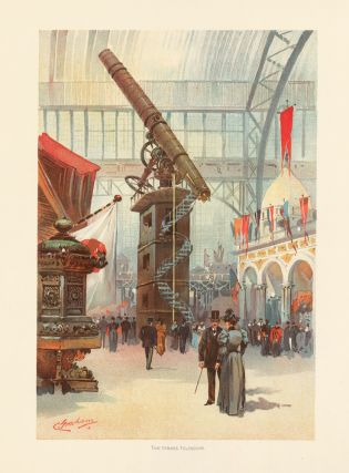 The Yerkes Telescope. The World's Fair in Water Colors. Charles S. Graham