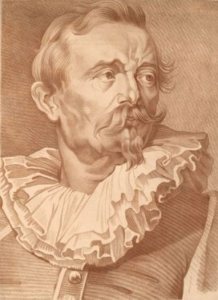 Stalbent, Peintre Flamand. Anthony Van Dyck, J. B. Bichard, after