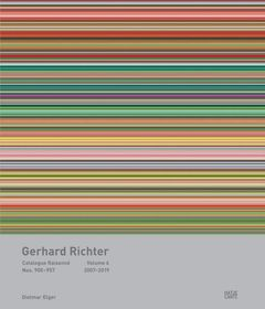 GERHARD RICHTER: Catalogue Raisonné, Volume 6. Dietmar Elger