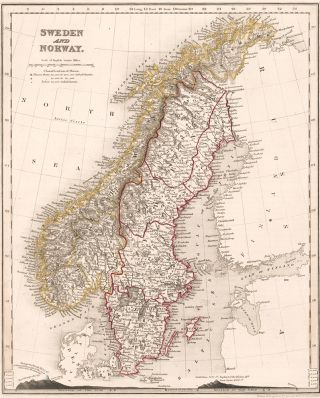 Sweden and Norway. J. Dower