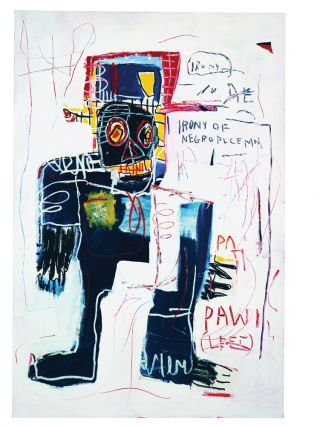 JEAN- MICHEL BASQUIAT: Now's the Time. Dieter Bucchart, Toronto. Art Gallery of Toronto