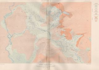 Norris Geyser Basin. Atlas to Accompany Monograph XXXII on the Geology of the Yellowstone...
