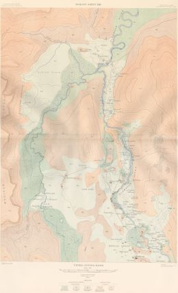 Upper Geyser Basin. Atlas to Accompany Monograph XXXII on the Geology of the Yellowstone National...