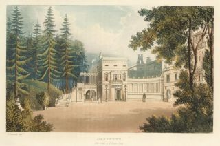 Deepdene. Ackermann's Repository of Arts &c. Rudolph Ackermann