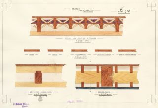 Design for Flooring. F. Reginald Watson.