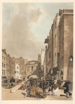 Temple Bar. From the Strand. London As It Is. Thomas Shotter Boys