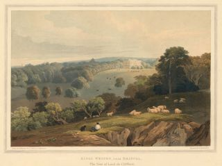 King Weston, near Bristol. F. Mackenzie, after