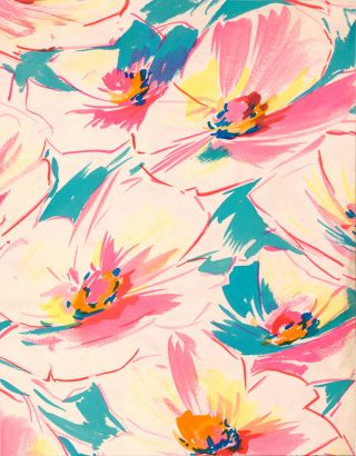 Bright floral. Jacques Laplace.