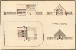 Military Fortification Architecture. Dutch School