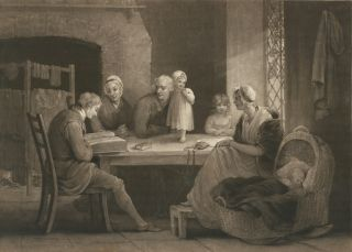 Reading. Maria Spilsbury, after, 1776–1820