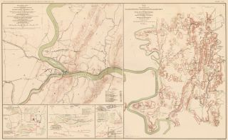 Harper's Ferry, Peninsular Campaign, Shenandoah Valley, Hagerstown, Funkstown, Williamsport,...
