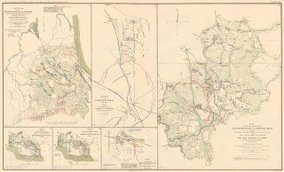 Shiloh or Pittsburg Landing, Corinth, Harrison's Landing, and Dranesville. Atlas to Accompany the...