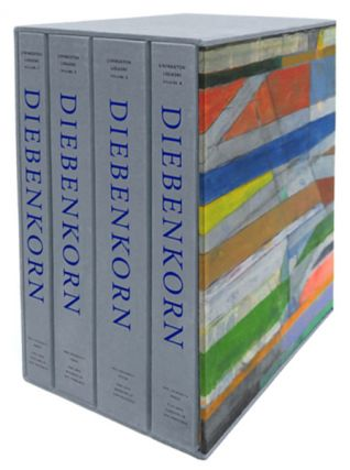 RICHARD DIEBENKORN: The Catalogue Raisonné. Jane Livingston.