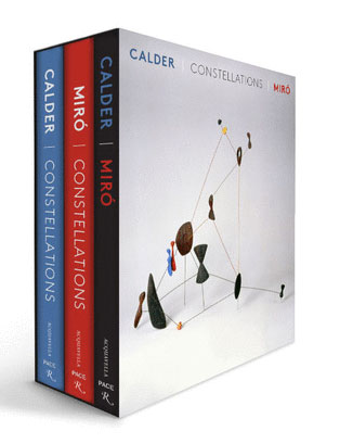 MIRO and CALDER'S Constellations. Margit Rowell, Mildred Glimcher.