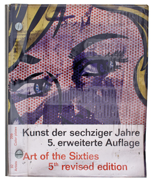 Kunst der sechziger Jahre. 5. erweiterte Auflage. [Art of the Sixties. 5th revised edition]....
