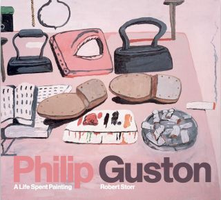 PHILIP GUSTON: A Life Spent Painting. Robert Storr