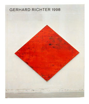GERHARD RICHTER 1998. London. Anthony d'Offay Gallery, H. Fridel, M. Hentschel