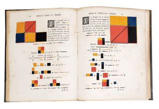 The First Six Books of Euclid With Coloured Diagrams. EUCLID, Oliver Byrne