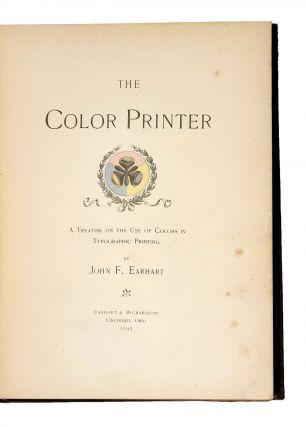 The Color Printer. A Treatise