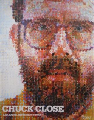 CHUCK CLOSE. Lisa Lyons, Robert Storr