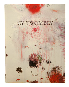 CY TWOMBLY: Paintings, Works on Paper, Sculpture. London. Whitechapel Art Gallery, Szeemann, Harten