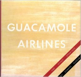 Guacamole Airlines and Other Drawings. EDWARD RUSCHA
