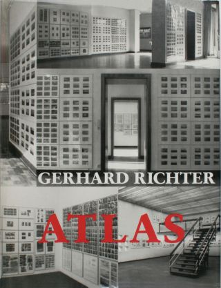 GERHARD RICHTER: Atlas. Cologne. Ludwig Museum