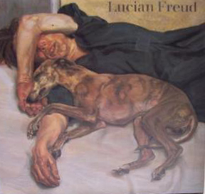 LUCIAN FREUD: Recent Work. London. Whitechapel Art Gallery