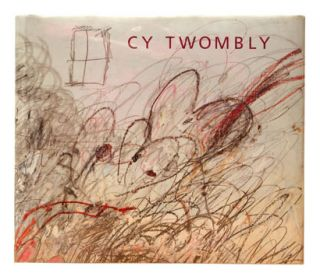 CY TWOMBLY, A Retrospective. Kirk Varnedoe, New York. Museum of Modern Art