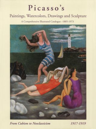 PICASSO'S Paintings...From Cubism to Neoclassicism ('17-'19). Picasso Project, Herschel Chipp,...