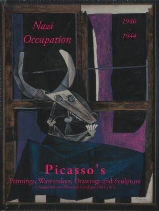 PICASSO'S Paintings...Nazi Occupation ('40-'44). Second Edition. Picasso Project, Herschel Chipp,...