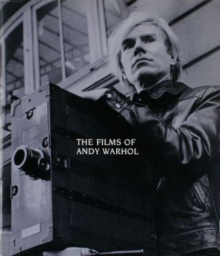 The Films of ANDY WARHOL: An Introduction. John G. Hanhardt, Jon Gartenberg, New York. Whitney...