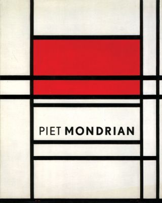 PIET MONDRIAN 1872-1944. Washington. National Gallery of Art, Bois, New York. Museum of Modern...
