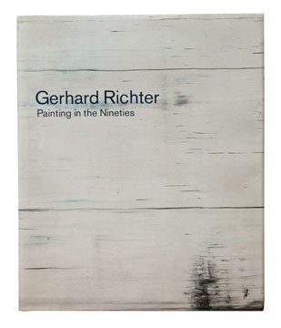 GERHARD RICHTER: Painting in the Nineties. Peter Gidal, London. Anthony d'Offay Gallery.