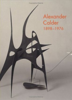 ALEXANDER CALDER, 1898-1976. Marla Prather, D. C. National Gallery Washington, A. Rower