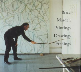 BRICE MARDEN:Paintings Drawings Etchings. New York. Matthew Marks Gallery
